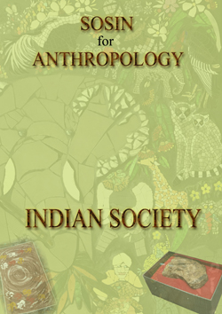 Indian Society Anthropology