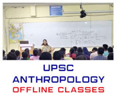 Anthropology Offline Classes